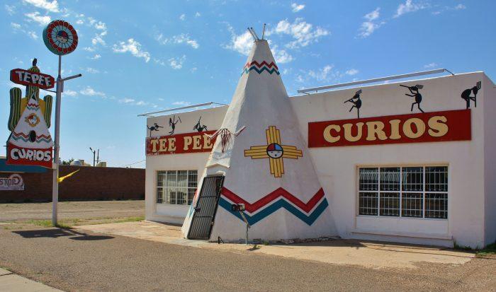 7. Tee Pee Curios In Tucumcari