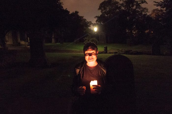 8. Cody Ghost Tour