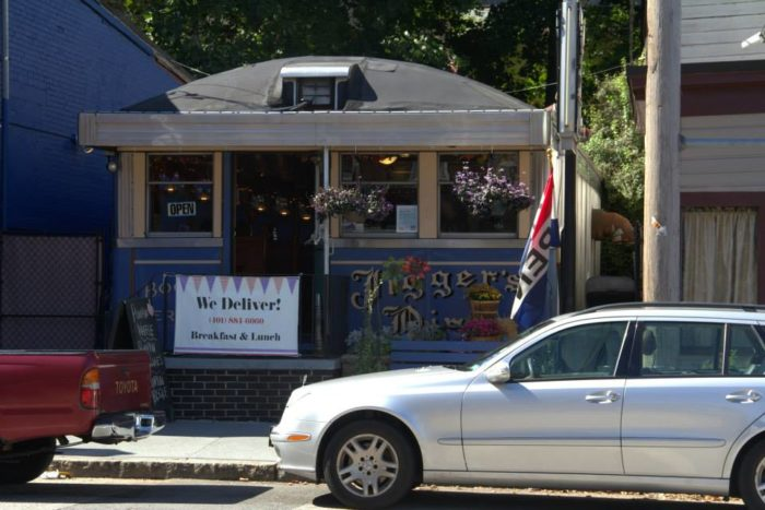2. Johnny cakes: Jigger's Diner, East Greenwich