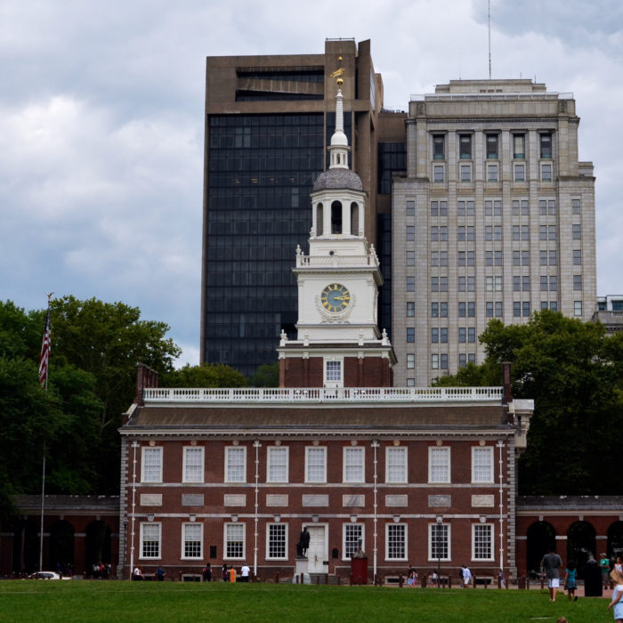 17. Independence Hall, Philadelphia