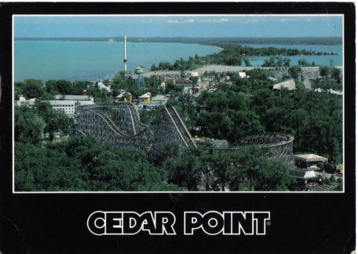 8. Cedar Point Amusement Park: circa mid-1980s
