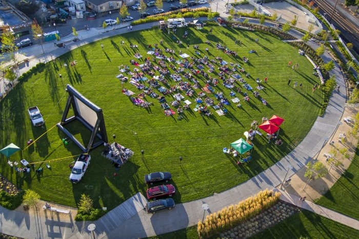 5. Movies in the Park