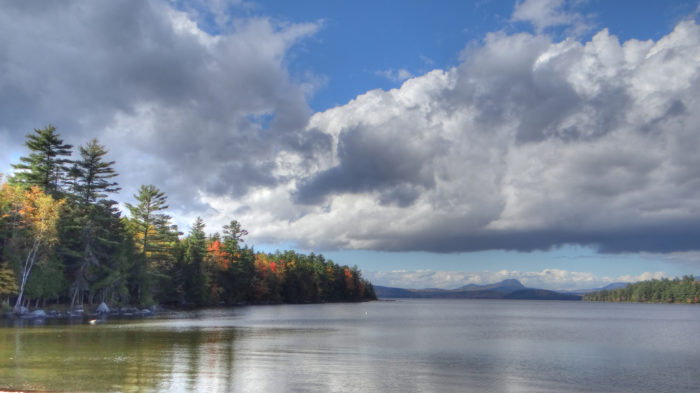 9. You might find ocean on the coast, but you won't find Sebec Lake and Peaks-Kenny State Park anywhere but inland.