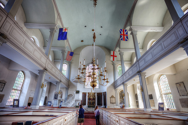 4. The Old North Church