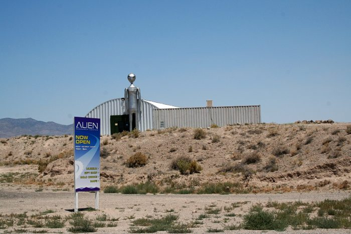 8.Alien Research Center – Hiko