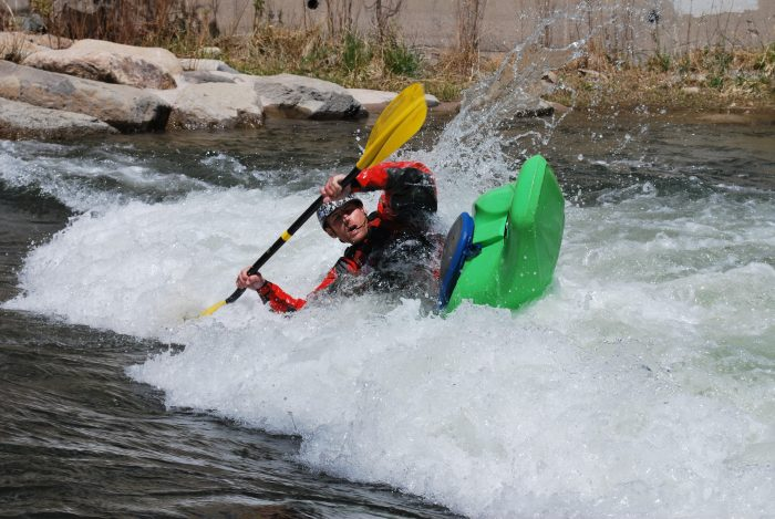 8. The Truckee River Whitewater Park –Reno
