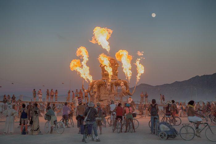 15.Feel the Burn – Black Rock Desert