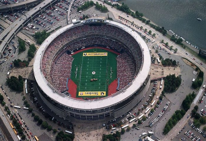 11. So many memories for generations of sports fans took place at Three Rivers Stadium, now just a memory itself.
