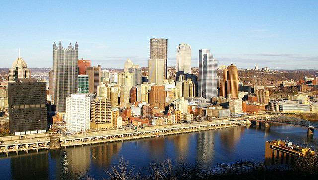 16. Wherever life takes you and wherever you roam, Pittsburgh will always be here to welcome you home.