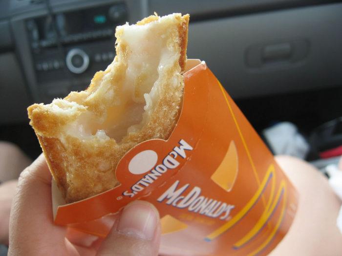 Пирожки в вишней как из макдональдса