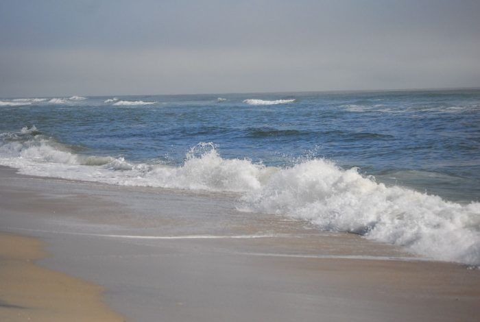 Spend your days lying on the beach or splashing in the Atlantic Ocean...