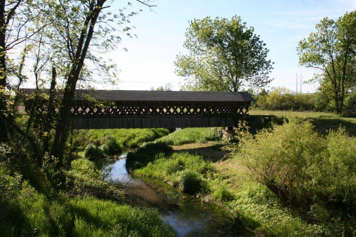 7. Hebron Trail (Ohio Canal Greenway)