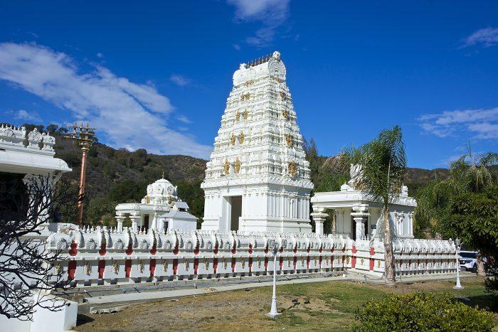 3. The Hindu Temple
