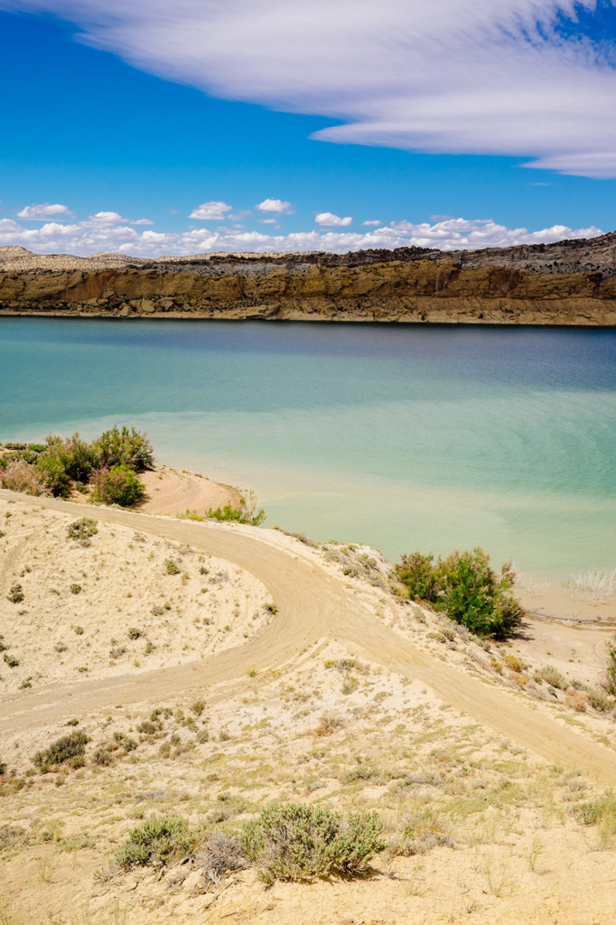 4. Flaming Gorge Reservoir Trails