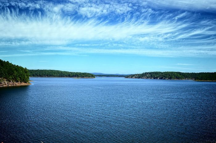 14. Cool off and chill out at DeGray Lake Resort State Park near Arkadelphia.
