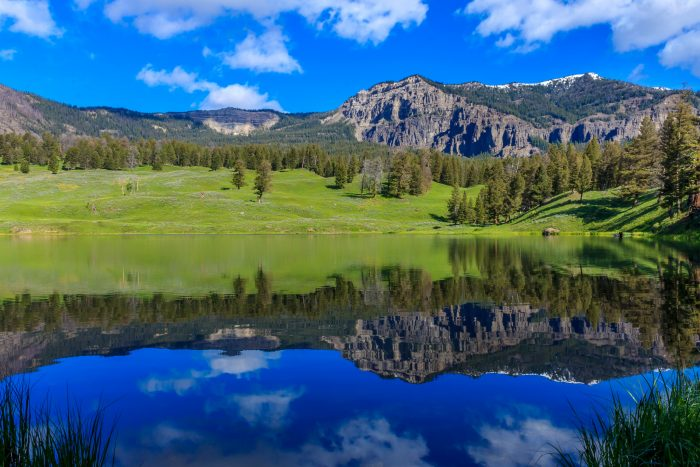 5. Take In America's First And Largest National Park... Yellowstone National Park