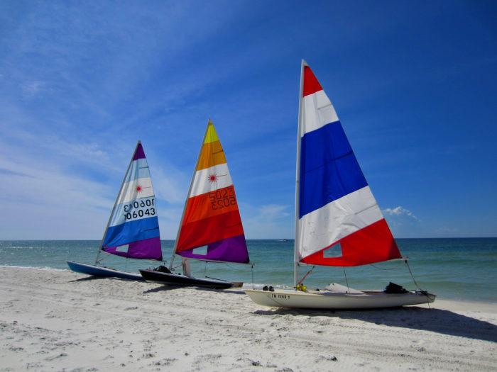 1. Cape San Blas