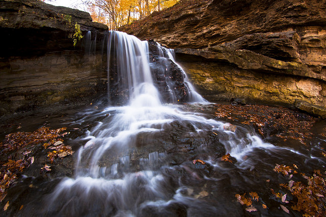 4. McCormick's Creek State Park - Spencer