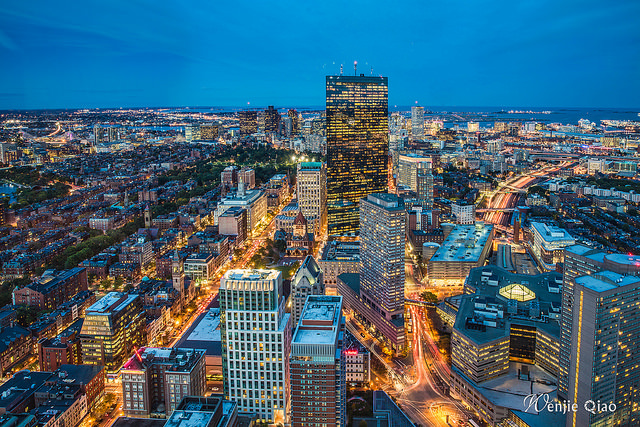 3. The Prudential Skywalk