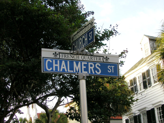 3. Chalmers Street