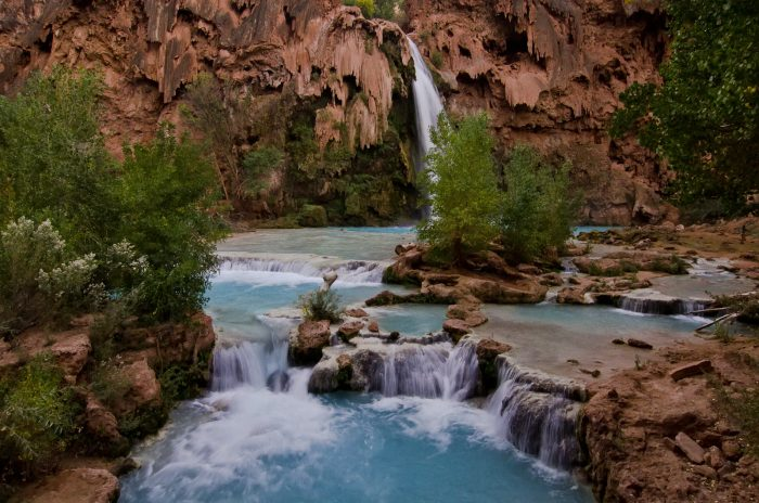 7. ...and the most beautiful oasis you will ever set your eyes on.