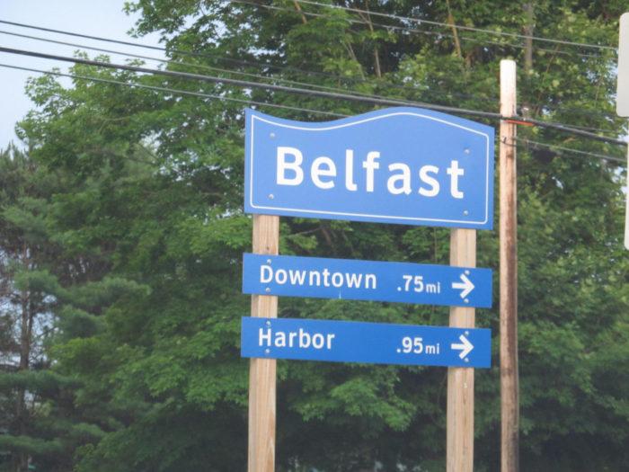 5. Belfast...