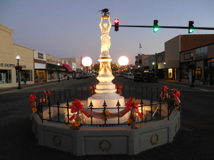 3. Boll Weevil Monument - Enterprise