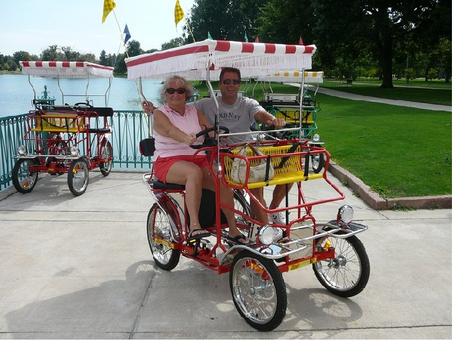 9. Wheel Fun Bike Rentals