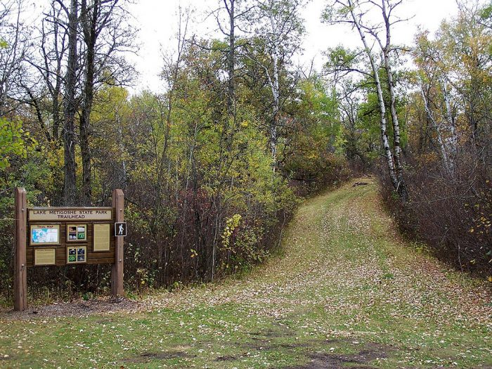 2. Hemerick Point Trail