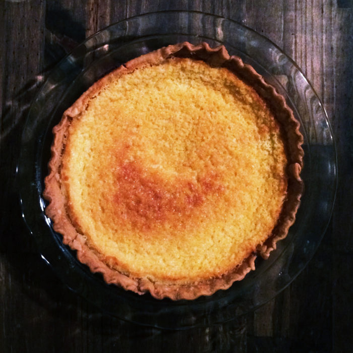 The Buttermilk Pie from The Yesterday Cafe has been ranked as one of the best pies of the south by Southern Living Magazine.