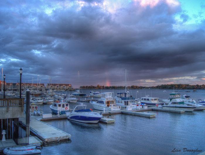 4. Beverly Harbor