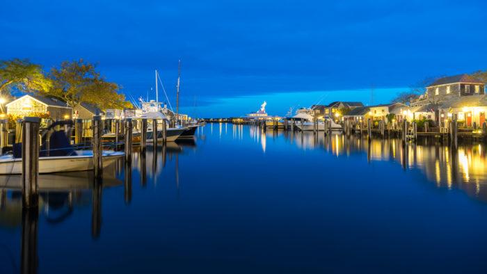 6. Nantucket Harbor