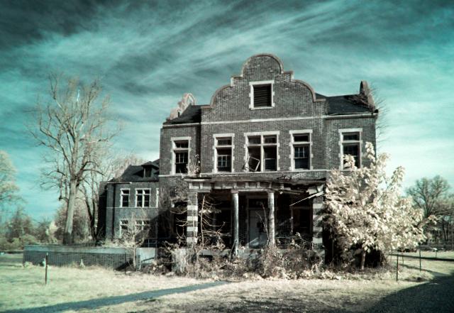 3. Pennhurst (Montgomery, Pennsylvania)
