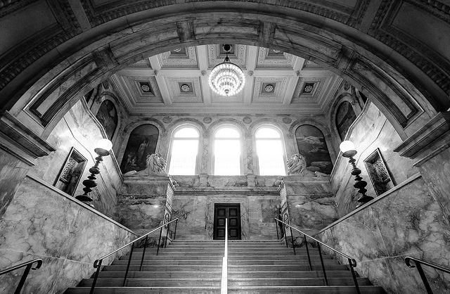 8. The Boston Public Library