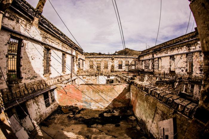 6. Idaho: Old Idaho State Penitentiary, Boise