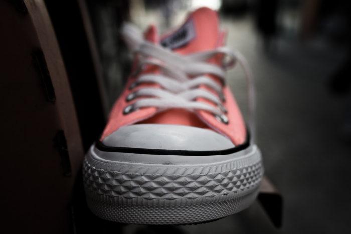 5. Tennis Shoes