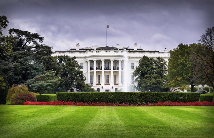11. The White House, Washington D.C.