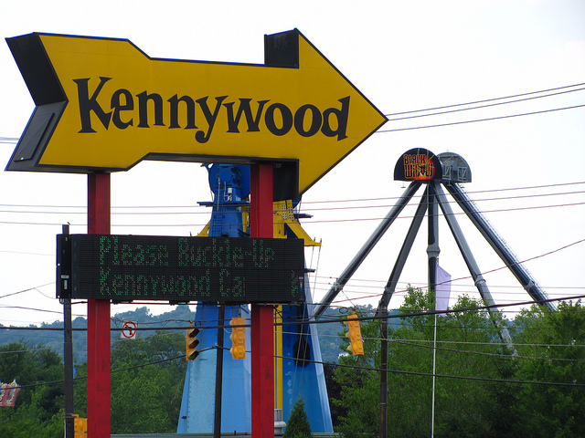 5. ...and adrenaline pumping amusement parks that will turn you into a kid again.