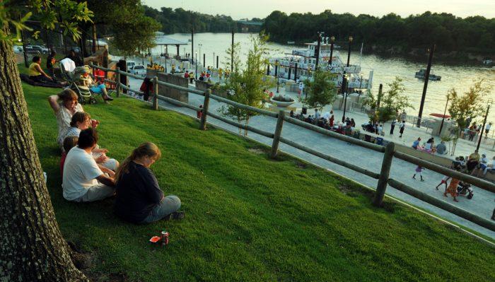 3. Riverfront Park - Montgomery, AL