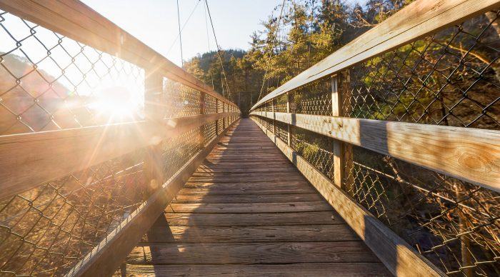 12. Tallulah Falls Rail-Trail—Tallulah Gorge State Park