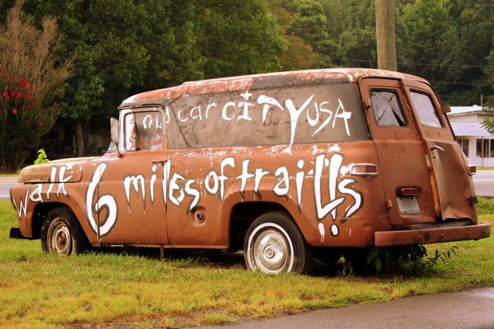12. Old Car City USA—White, Georgia