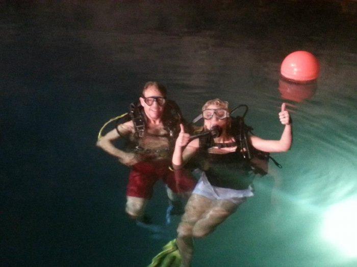11. Scuba Dive Or Snorkel In A Crater