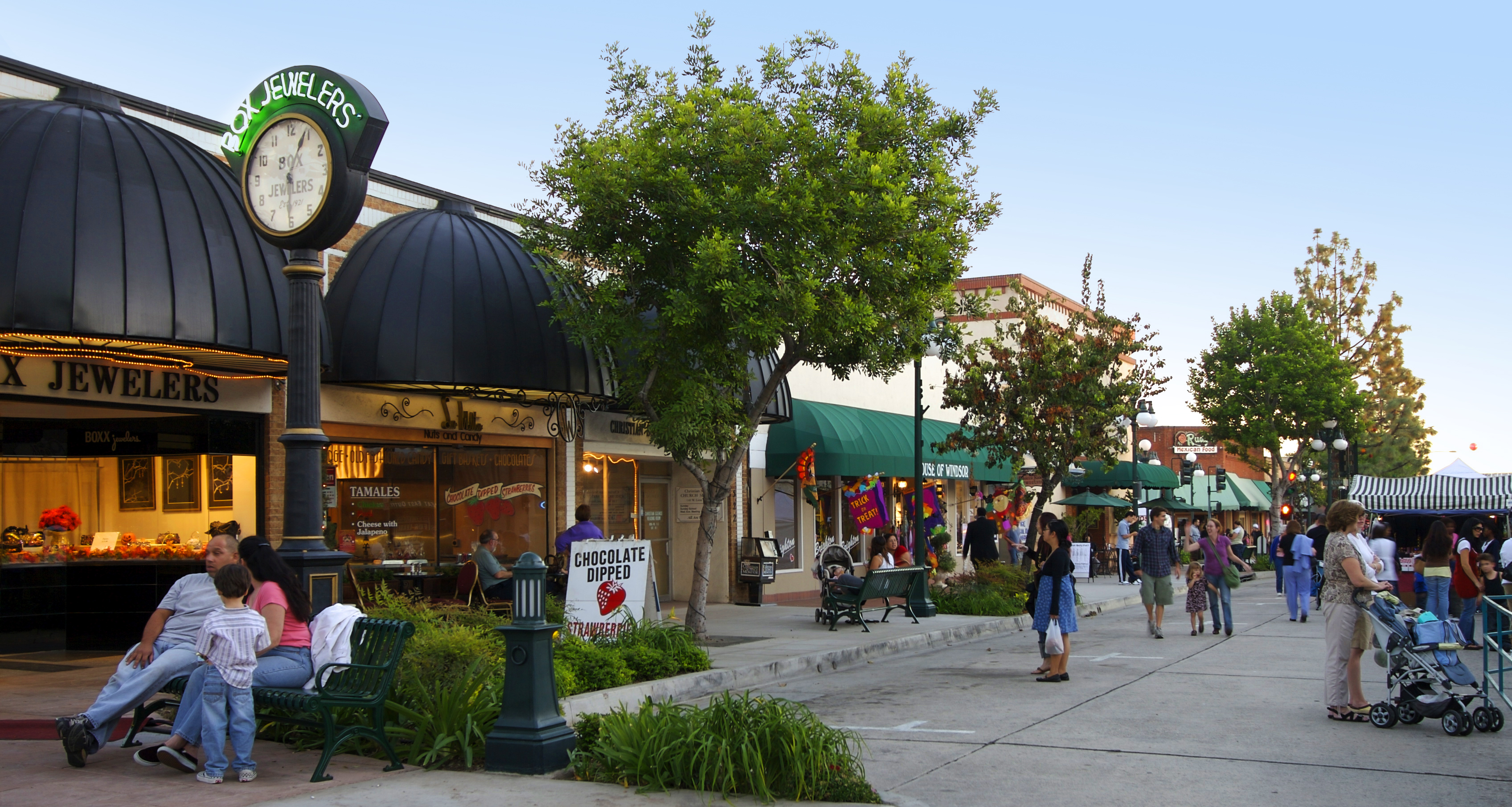 10 of the most charming small towns in southern california for Small towns in southern california