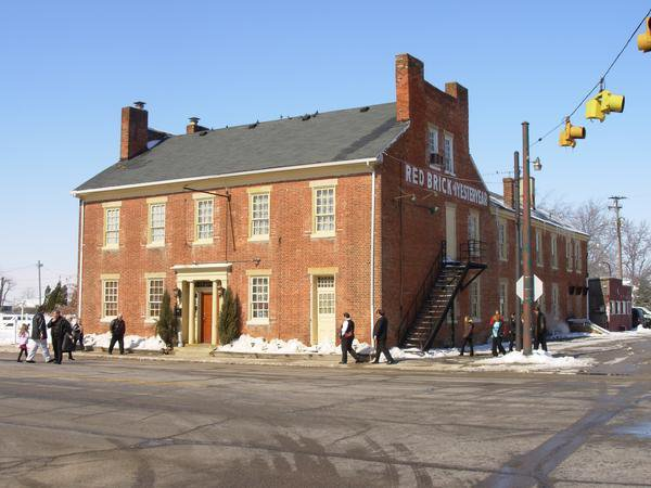 10. The Red Brick Tavern (Lafayette)