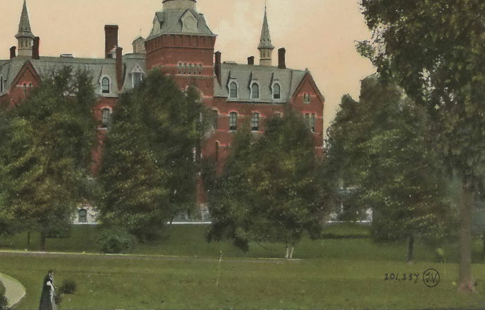 8. Middletown State Homeopathic Hospital (Middletown, New York)