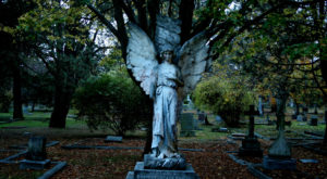 This Haunted Cemetery Near Nashville Is Not For the Faint of Heart