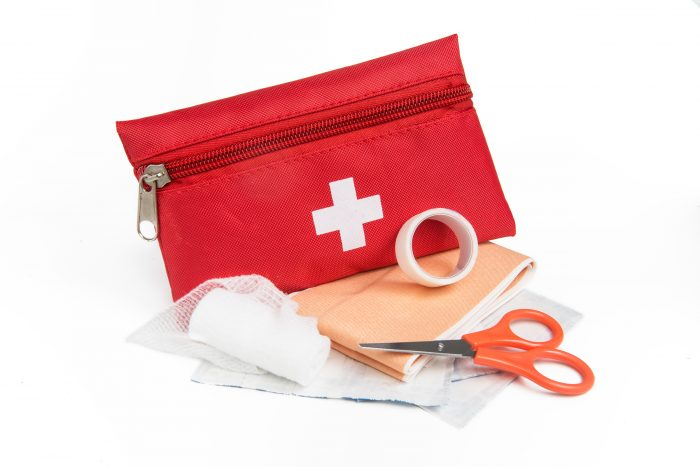 8. A First Aid Kit