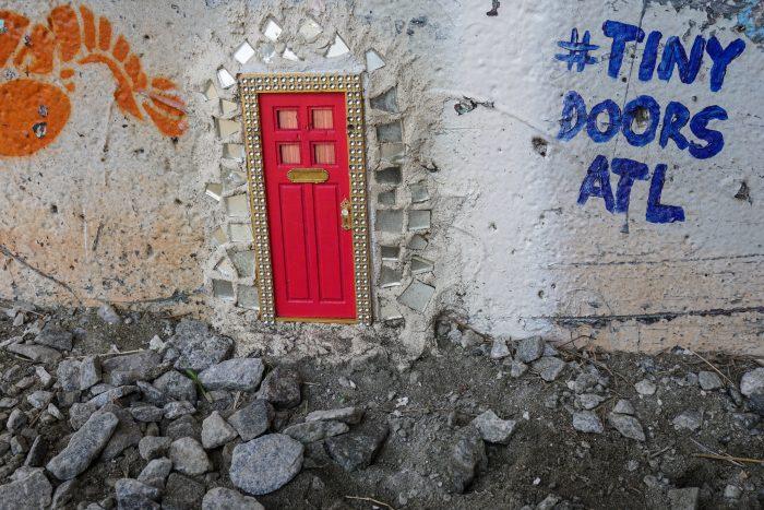 10. #TinyDoorsATL—Atlanta, Georgia