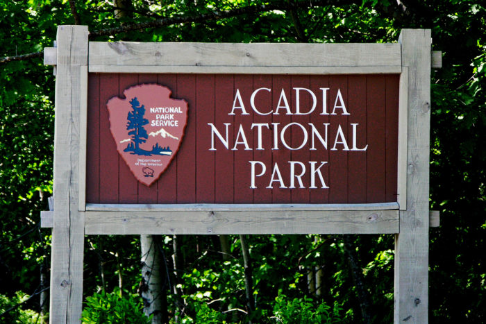 8. We can't REALLY tell you to skip Acadia, but we can tell you where to go once you're done there...