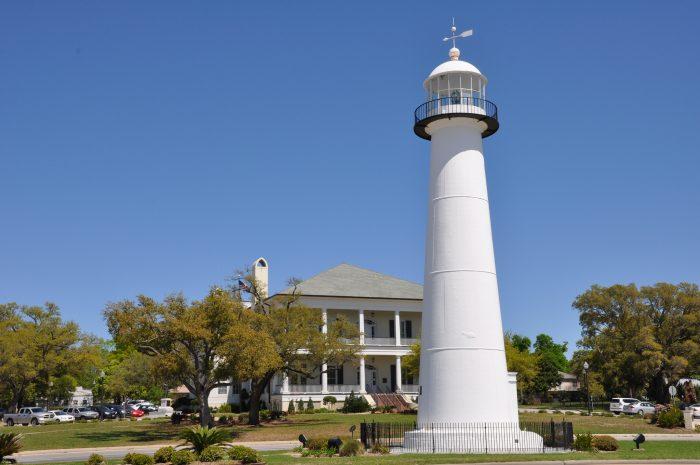 10. Tour the Biloxi Lighthouse